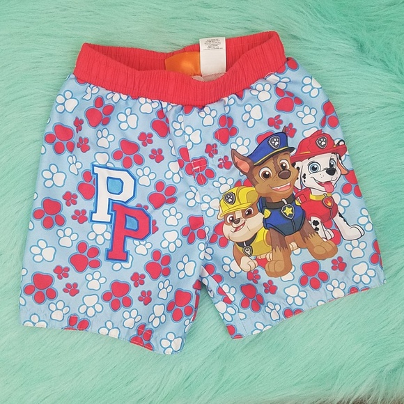 523be0473a004 Nickelodeon Swim | Paw Patrol 24m Shorts | Poshmark